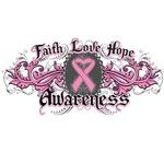 Breast Cancer FaithLoveHope