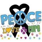 Melanoma Peace Love Cure