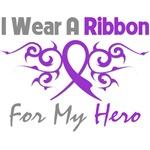 Epilepsy Hero Ribbon