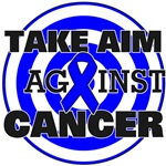 Take Aim Against Rectal Cancer Shirts & Gifts
