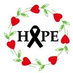 Skin Cancer Hope Hearts