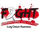 Fight Lung Cancer Cause Shirts