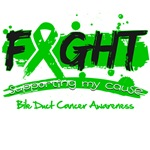Fight Bile Duct Cancer Cause Shirts