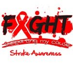 Fight Stroke Disease Cause Shirts