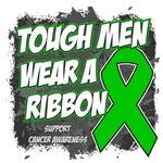 Kidney Cancer Tough Men Wear A Ribbon Shirts