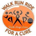 Multiple Sclerosis Walk Run Ride Shirts