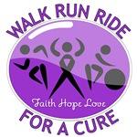 Lupus Walk Run Ride Shirts & Gifts