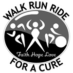 Melanoma Cancer Walk Run Ride Shirts