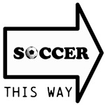 SOCCER THIS WAY