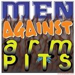 Men Against Armpits