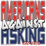 Americans Against Asking [APPAREL]