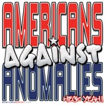 Americans Against Anomalies [APPAREL]