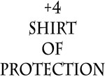 +4 Shirt of Protection
