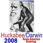 Huckabee/Darwin