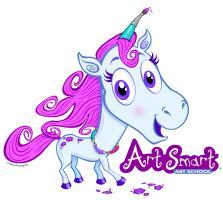 Art Smart Unicorn