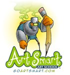 Art Smart artist robot