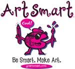 Art Smart - pink
