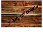 I am so board!