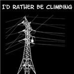 I'd Rather Be Climbing for dark items