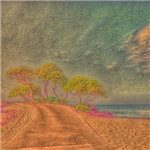 dreamlike landscape-more colors