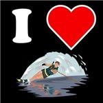 I Heart Waterskiing