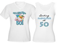 50th Birthday T-shirts, Mugs, Gifts