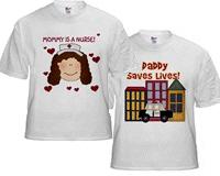 Professions Kids' T-shirts
