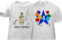 Childrens Age Specific & General Birthday