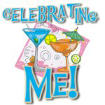Celebrating Me Birthday T-shirts, Mugs, Gifts
