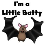 Batty Halloween T-shirts and Gifts