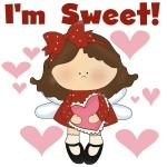 I'm Sweet Valentine Tshirts and Gifts