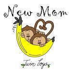 Monkeys Mom of Twin Boys