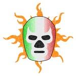 Mexican Lucha Libre Mask T-Shirts