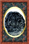 Black Chow Chow Designer Style Gift Items Products