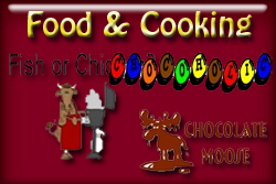 Food and Cooking T-shirts and gifts.
