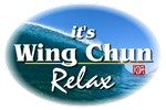 it's Wing Chun - Relax Drinkware