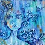 Blue Mist Lady