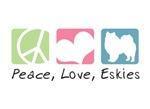 Peace, Love, Eskies