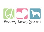 Peace, Love, Borzoi