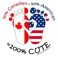 Canadian American Baby