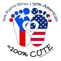 Puerto Rican American Baby