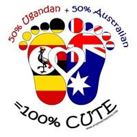 Ugandan Australian Baby