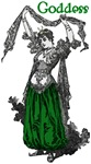 Goddess/Priestess Dancing