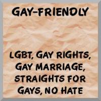 Gay-friendly, LGBTQ merchandise