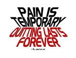 Pain vs Quitting?