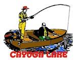Cayuga Lake fishing....