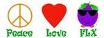 Crusher - Peace, Love, FLX
