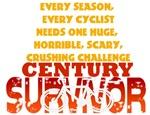 Crushing challenge - century