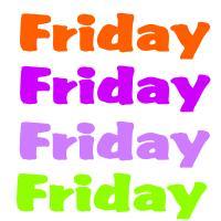 Friday Celebration