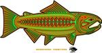 Retro Salmon